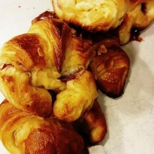 croissant framboise