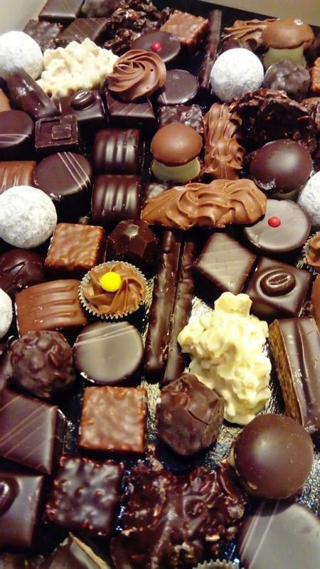 Chocolats/Petits fours